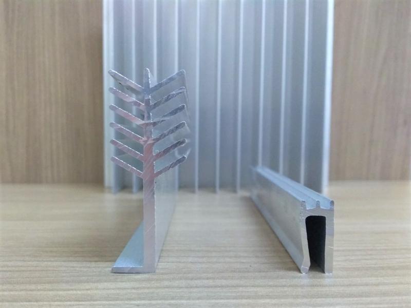 Dissipadores de calor em aluminio
