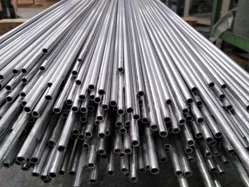 Fabrica de tubos de aluminio