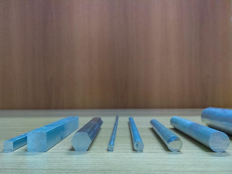 Fabricante de vergalhao de aluminio