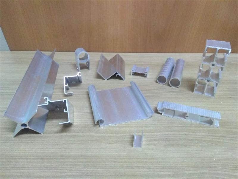 Perfil especiais aluminio fabrica
