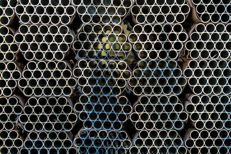Tubos de alumínio sp