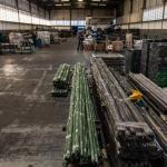 Empresa de vergalhao de aluminio