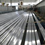 Extrusão de aluminio
