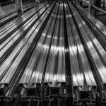 Perfil de aluminio industrial