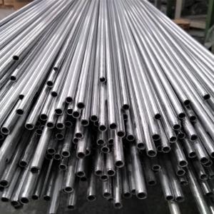 Tubo de aluminio redondo